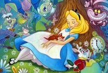 Wonderland / Dedicated to all things Alice!