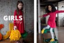 Girls Autumn Winter Clothes / Urban Merino Autumn/Winter '15/16 Girls' Collection. Made from 100% Supersoft Merino Wool.