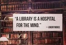 Libraries & Reading Spaces