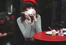 Parisian Chic / Parisian women have that enviable joie de vivre that other women wants.
