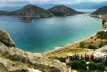 Tolo by Culture Travel / Beautiful place to spend your vacation . Only 160 km from the capital of Greece , Athens. Fishing village with orange growing area. Excellent choice for swimming, educational trip. You can find near the center of Ancient Greece-Mycenae,Epidaurus,Argos,Sparta, Olympia.