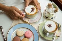 French Cafés, Shops & Restaurants