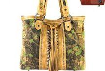 Camouflage purse / Camouflage purse