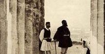 old Athens-past Greece / old Athens-past Greece