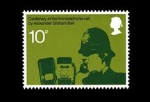 Sammlung: Alte Briefmarken