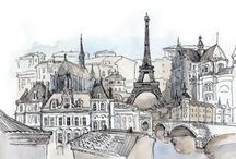 bonjour Paris!! / by Heart Of Home