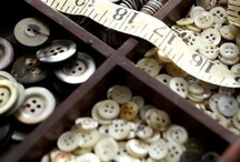 buttons / by Charlotte Menzel