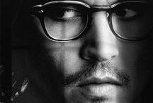 Man Geeks / A tribute to the fact that I'm attracted to men who wear spectacles. Somehow in my mind I relate glasses to intelligence which I find attractive. These days you will find more men wearing them as they are trendy at the moment.