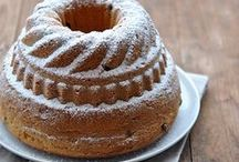 Bundt and Pound Cakes