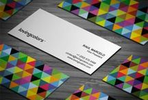 graphics || BUSINESS CARDS