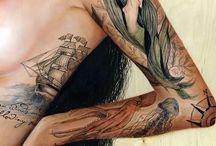 Lovely Ink / Tattoos I like