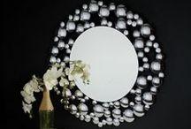 Trendové zrkadlá Decoré / Trendové dizajnové zrkadlá Decoré, ktoré zaujmú svojou eleganciou a čistotou...