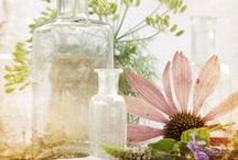 herbal stuff / ...and other natural remedies and fun stuff! flower power! ;) / by monse verjel