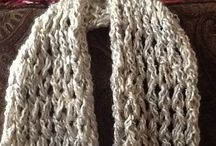 Arm Knitting / Arm Knitted Creations