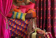Boho Decor / Great finds to decorate your own boho room.