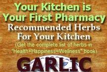 Healing Power of Food & Herbs