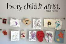 Tekemistä lapsille - ja aikuisille / Askartelu- ja leikki-ideoita