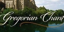 Gregorian Chant / Be transported to a place of timeless beauty with these ancient chants and music of the Church.