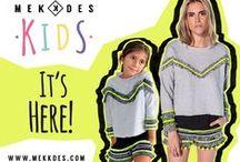 Brand / Mekkdes es un proyecto de una joven diseñadora que intenta unificar moda y exclusividad a precios competitivos. Las colecciones están formadas por Ediciones Limitadas, rematadas a mano y de excelente calidad. Fundación