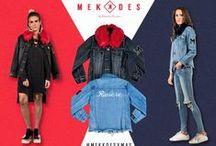 Get The Look / Mekkdes es tendencia! Sigue a las modelos, actrices o bloggers con nuestras prendas.
