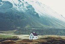 I'll go / Ces lieux-là où habitent mon âme vagabonde...