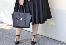 """Street Style + / """"Der er så meget, der er vigtigere end at være tynd."""" : Camilla Hansen"""