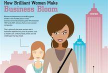 Womenpreneurs / Women out there doing great things.