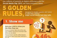 ePaternidad / Nuestros hijos viven la tecnología como algo natural. Como padres, debemos naturalizar esa tecnología e incorporarla a la educación que les damos en casa. Tenemos que incluir lo digital  es nuestra forma de ser padres, a través del diálogo, el aprendizaje, el acompañamiento.... para que saquen lo mejor de Internet y la conectividad, haciendo un uso responsable, seguro y creativo.