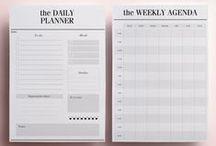 Tee-se-itse kalenteri / Tee-se-itse kalenteri: ideoita ja valmiita sivuja tulostettavaksi