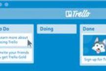 Työkaluja ajankäytön suunnitteluun: Evernote, Todoist, Trello