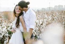 My wedding / Outdoor, romantic, boho-chic wedding in Israel