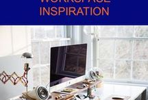 Workspace / Inspiration for the perfect work area, regardless if it's a home office or not.