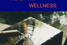 Health & Wellness / Healthy mind, healthy body.  From nutrition to spiritual and mental health, here you will find useful resources to help boost your well being.
