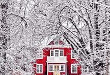 Exteriors- all kinds of homes / by Cathy Stewart Moore