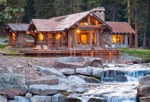 Headwaters / Private Residence in the state of Montana.  Achieved a LEED Platinum Award