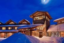Private Ski Lodge Retreat
