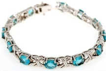 Women's bracelets - jewels / silver 925 bracelets with or without stones, goldplated, etc