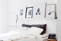 Interior I love / Oh I love colors & white! Vintage touches make me so happy!