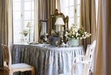 Dressing Rm, Tables, Closet / by Cathy Stewart Moore