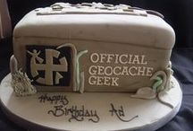 Geocaching Cake / Whether it be a birthday, milestone, or other occasion, if you're thinking of making a geo-cake for the geocacher in your life, here is some inspiration from what others have done.