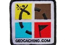 Geocaching Patches / There are lots of different types of geocaching swag and clothing.  This board will showcase some of the geocaching patches out there.