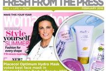 Fresh from the Press / News and Happenings on the Placecol Fresh Beauty Brand