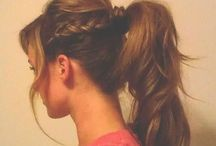 Hairstyle / by Hannah Taylor