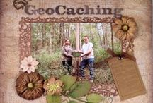 Scrapbooking & Geocaching / Geocache themed scrapbook ideas