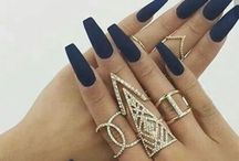 || Nail Art || / Beautiful nail art that I can't and never will do