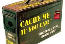 Geocaching Games / Not only is geocaching a game, but there are games related to the game!