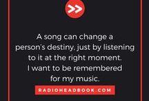 RADIO HEAD: a novel / RADIO HEAD is now available! Learn more at www.radioheadbook.com