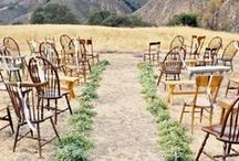 Ceremony / Inspiration for your ceremony.