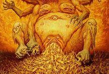 demony,diabły i inne kreatury