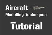 MODEL TUTORIALS / TUTORIALS,HOW TO'S ETC. / by Jim Olson